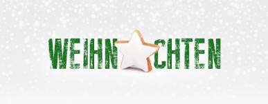 Süsse Weihnachtsgeschenke mit Logo bedrucken