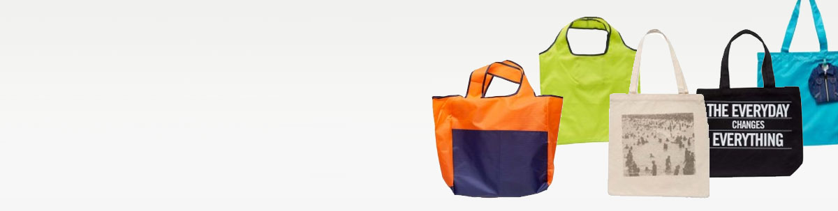 Taschen und Einkaufstaschen bedrucken